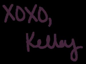 XOXO Kelley
