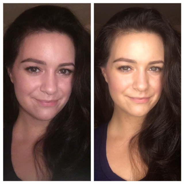 Stellar Ring light before after  sc 1 st  Femworking & All my best selfie (and video!) secrets - Femworking